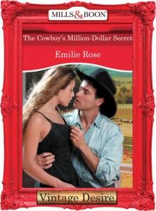 The Cowboy's Million-Dollar Secret (ebok) av