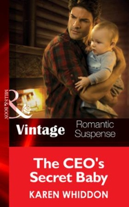 The CEO's Secret Baby (ebok) av Karen Whiddon