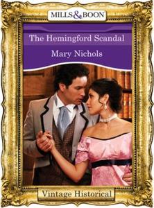 The Hemingford Scandal (ebok) av Mary Nichols