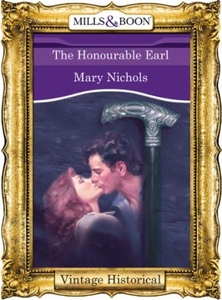 The honourable earl (ebok) av Mary Nichols