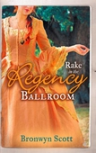 Rake in the regency ballroom