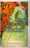 Mistress in the regency ballroom
