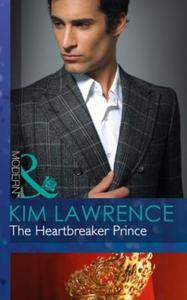 The Heartbreaker Prince (ebok) av Kim Lawrenc