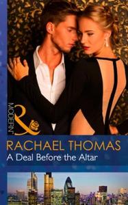 A Deal Before the Altar (ebok) av Rachael Tho