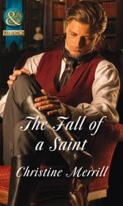 The Fall of a Saint (ebok) av Christine Merri
