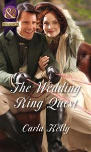 The Wedding Ring Quest (ebok) av Carla Kelly