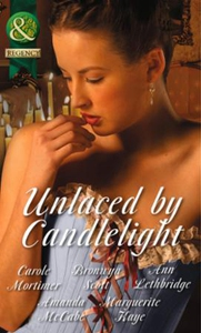 Unlaced by Candlelight (ebok) av Carole Morti