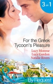 For the Greek Tycoon's Pleasure