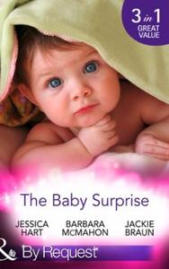 The Baby Surprise (ebok) av Jessica Hart, Bar