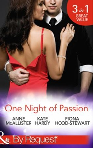 One Night of Passion (ebok) av Anne McAlliste
