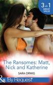 The Ransomes: Matt, Nick and Katherine