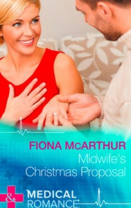 Midwife's Christmas Proposal (ebok) av Fiona
