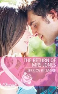 The Return of Mrs Jones (ebok) av Jessica Gil