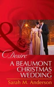 A Beaumont Christmas Wedding (ebok) av Sarah