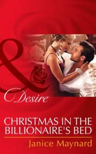 Christmas in the Billionaire's Bed (ebok) av