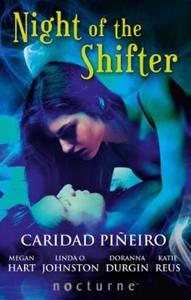 Night of the Shifter (ebok) av Caridad Piñeir