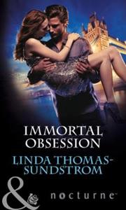 Immortal Obsession (ebok) av Linda Thomas-Sun