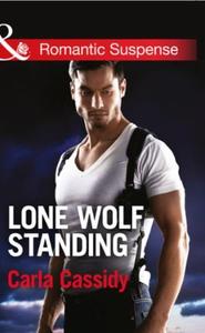 Lone Wolf Standing (ebok) av Carla Cassidy