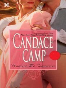 Promise Me Tomorrow (ebok) av Candace Camp