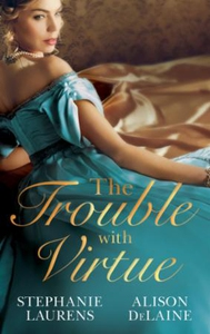 The trouble with virtue (ebok) av Stephanie L