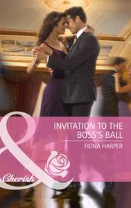 Invitation to the Boss's Ball (ebok) av Fiona