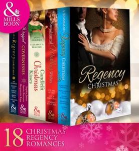 Regency christmas collection (ebok) av Christ