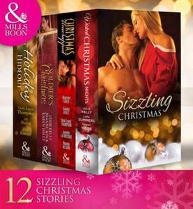 Sizzling christmas collection (ebok) av Lesli