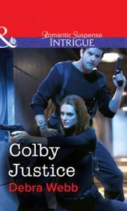 Colby Justice (ebok) av Debra Webb