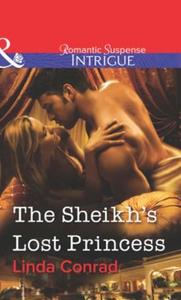 The Sheikh's Lost Princess (ebok) av Linda Co