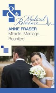 Miracle: Marriage Reunited (ebok) av Anne Fra