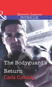 The Bodyguard's Return (ebok) av Carla Cassid