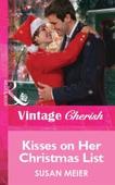 Kisses on Her Christmas List