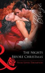 The Nights Before Christmas (ebok) av Vicki L