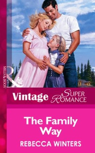 The Family Way (ebok) av Rebecca Winters