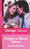 Knight in black velvet