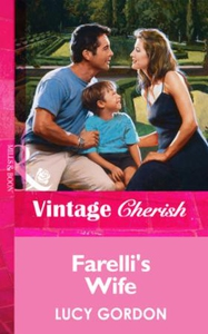 Farelli's wife (ebok) av Lucy Gordon