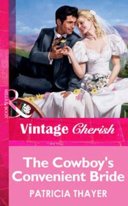 The cowboy's convenient bride (ebok) av Patri