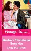 Burke's christmas surprise