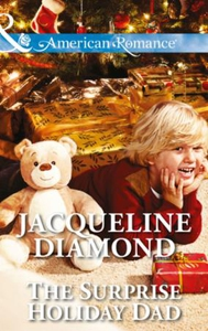 The Surprise Holiday Dad (ebok) av Jacqueline