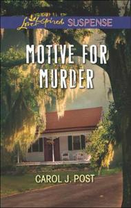 Motive for Murder (ebok) av Carol J. Post