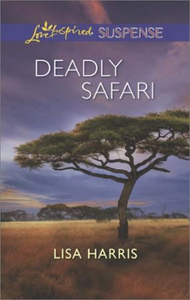 Deadly Safari (ebok) av Lisa Harris
