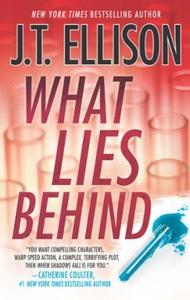 What Lies Behind (ebok) av J.T. Ellison