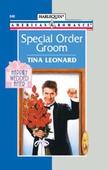 Special Order Groom