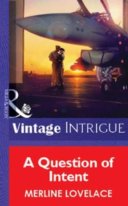 A Question of Intent (ebok) av Merline Lovela