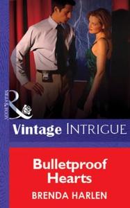 Bulletproof Hearts (ebok) av Brenda Harlen