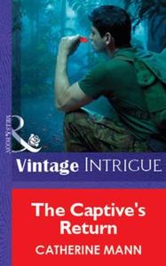 The Captive's Return (ebok) av Catherine Mann
