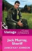 Jack Murray, Sheriff
