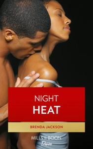 Night Heat (ebok) av Brenda Jackson