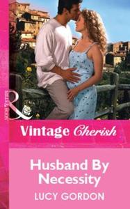 Husband By Necessity (ebok) av Lucy Gordon