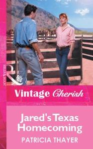 Jared's Texas Homecoming (ebok) av Patricia T